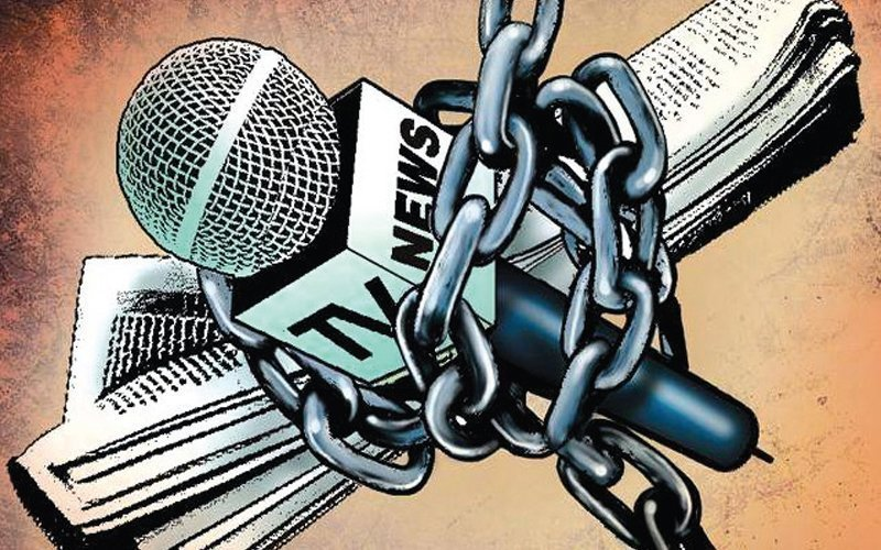 Should there be a limit to Media freedom or freedom of press…?