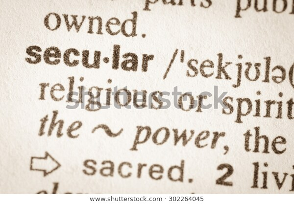 """SECULARISM OR PLURALISM; THE REAL STAND OF INDIA. THE """"WE"""" FEELING."""